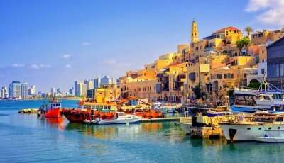 Tel Aviv in Summer