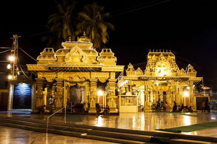 Temples In Mangalore