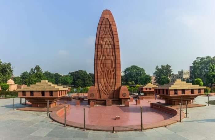 The Chronicles Of Jallianwala Bagh