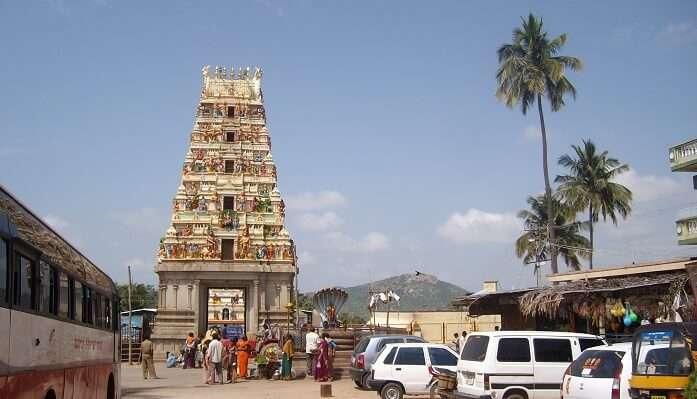The Ghati Subramanya Temple