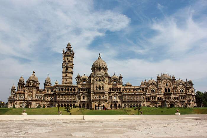 The Lakshmi Vilas Palace