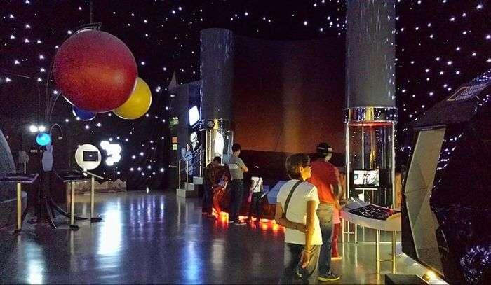 The Mind Museum In Manila