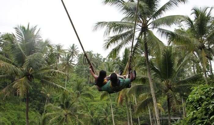 Ubud Swing