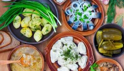 Ukrainian Cuisine cover