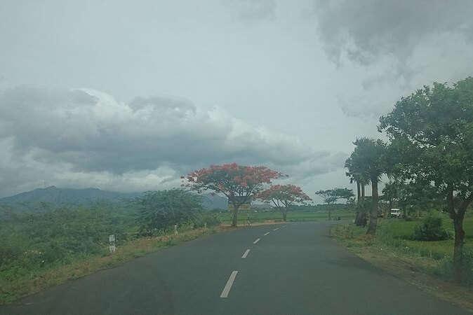 Monsoon Season In Tamil Nadu
