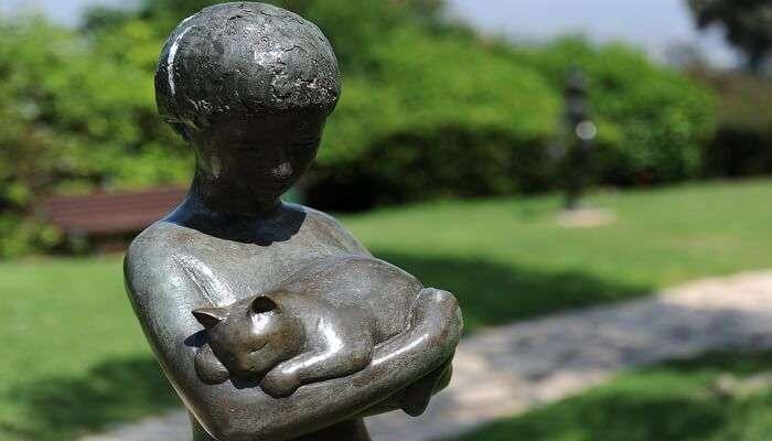 Ursula Malbin Sculpture Park