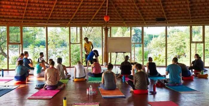 Yoga Vidya Teacher Training Retreats In Kerala