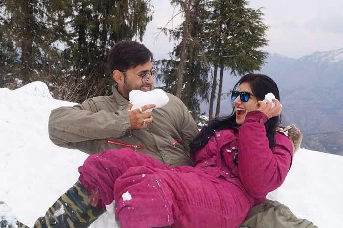 Cover - Dilip's Honeymoon Trip To Manali And Shimla