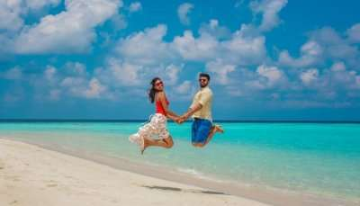 cover - ankit maldives honeymoon cover
