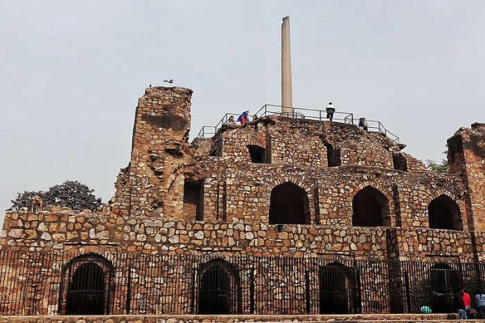 Fabulous Feroz Shah Kotla Fort