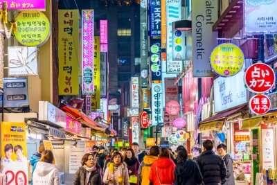 Awesome Korean Nightlife