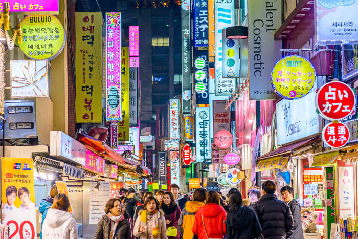 Awesome Korean Nightlife