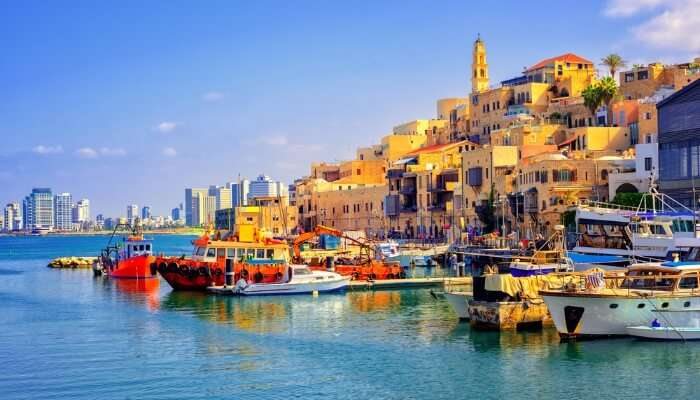 Best Places Near Tel Aviv