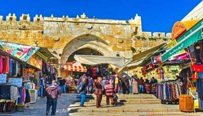 Amazing Shopping In Jerusalem