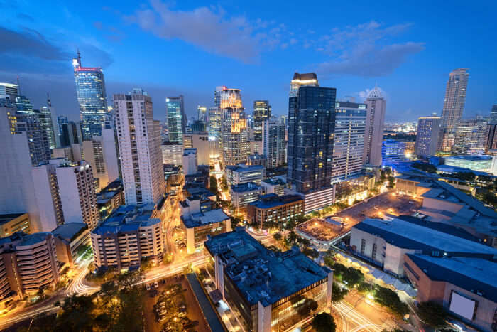 Spectacular Shopping In Manila