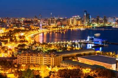 Amazing Nightlife In Azerbaijan