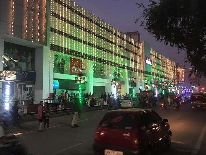mall in gwalior