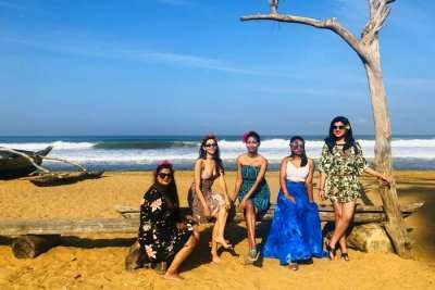 cover- priya sri lanka girls trip