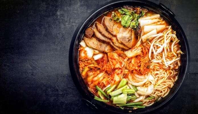 restaurants in korea