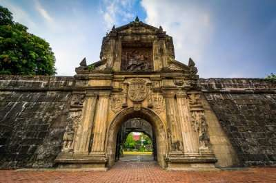 Fortress San Diego Manila