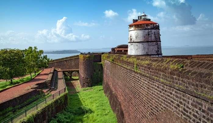 अगुआडा किला