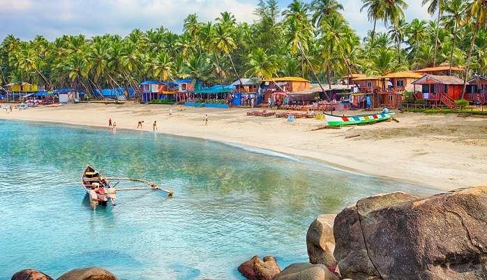 गोवा के पर्यटन स्थल