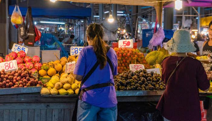 Thrashed market