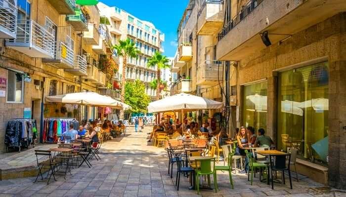 jerusalem cafes
