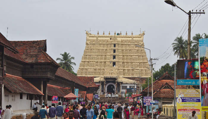 Anantha Padmanabha Temple
