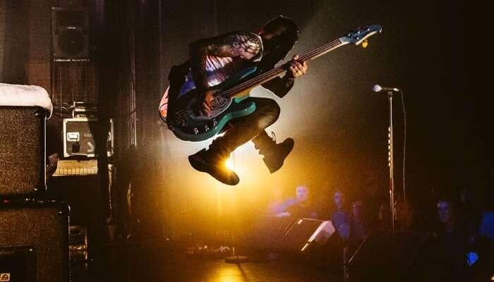 Guitarist View