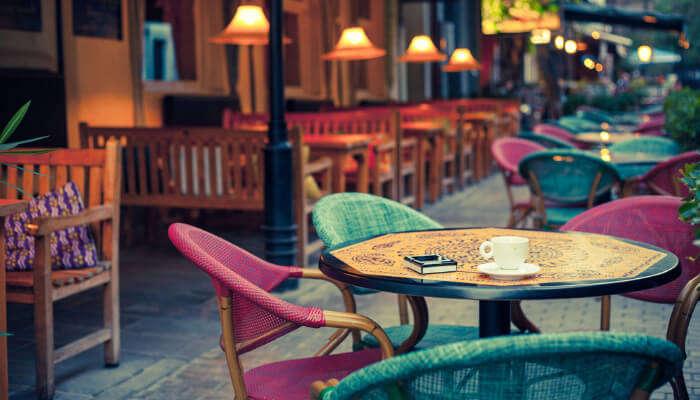 Austin Cafes cover