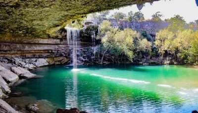 Austin Waterfalls cover
