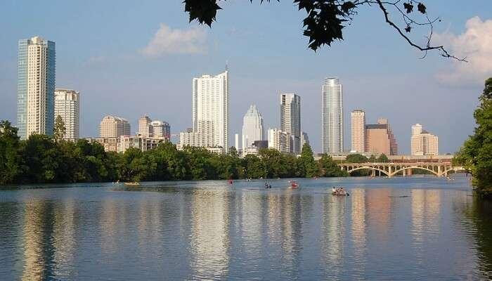 Austin In Texas