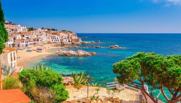 Beautiful Beaches View