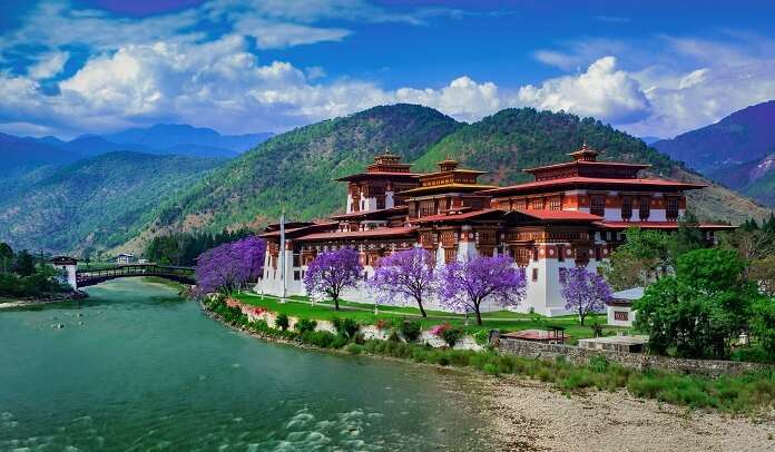 Bhutan Hill Stations