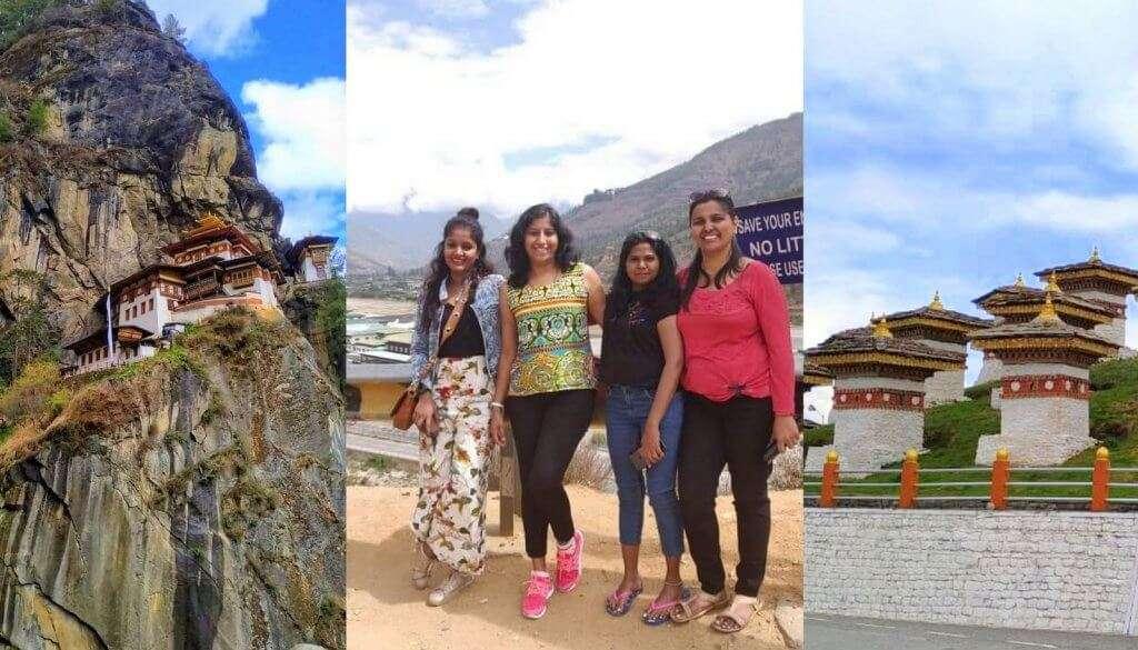 Bhutan Travelogue cover
