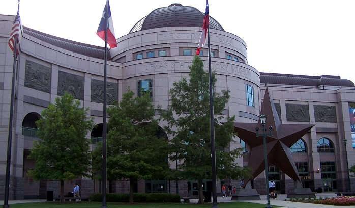 Bullock Texas State History Museum