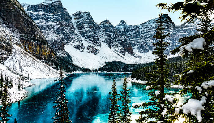 View of Canada