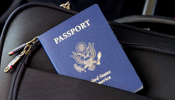 Carry Your Passport Everywhere