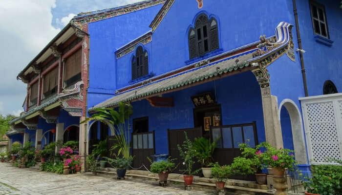 Cheong Fatt Tze Mansion in Malaysia