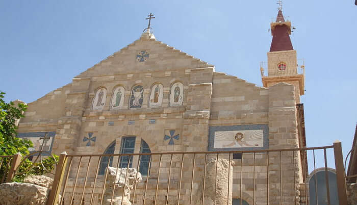 Church Of The Beheading