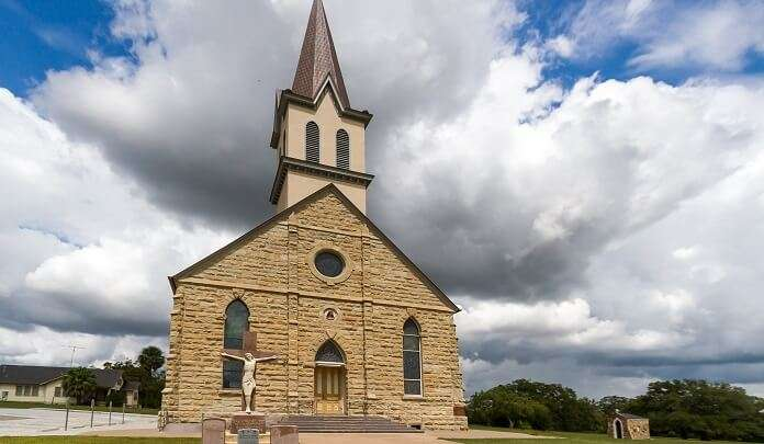 Churches In Texas
