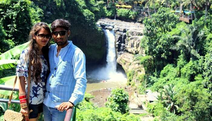 Cover Image -Sahil honyemoon trip to bali