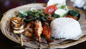 traditional Balinese dishes