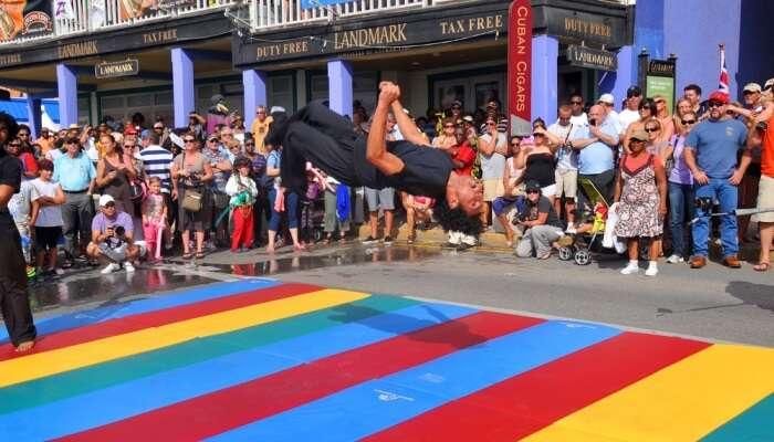 Best Festivals in Cayman Islands