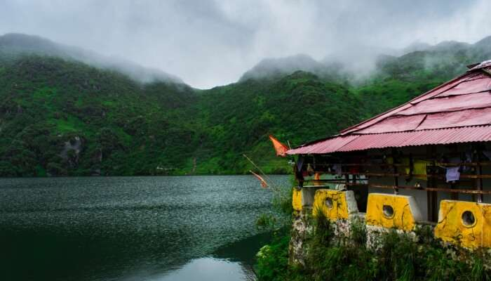 Beautiful Monsoon in Gangtok