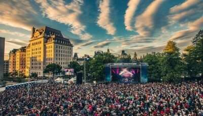 Amazing Quebec Summer Festival
