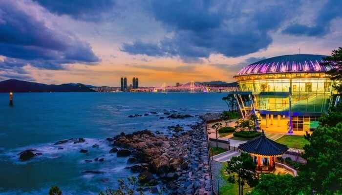 Best Romantic Places In Busan