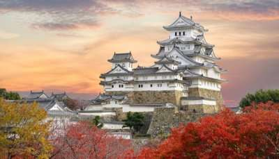 Awesome Tokyo Castles
