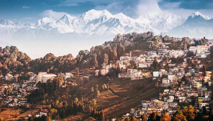 Darjeeling Travel cover